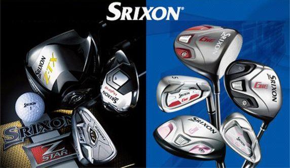 ゼクシオ&スリクソン(XXIO&SRIXON&DUNLOP)ゴルフ